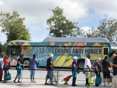 PSTA joins fight against hunger in Pinellas County
