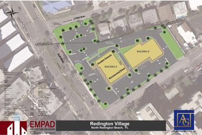 Redington Village site