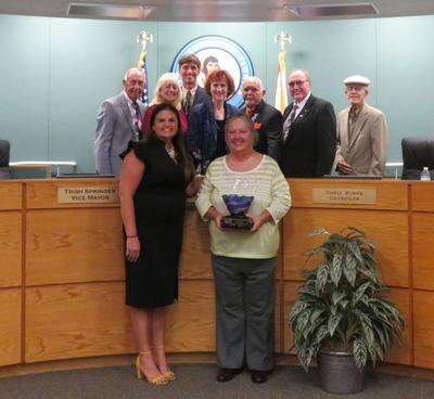 Seminole woman wins Florida parks and rec award