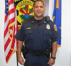 Officer uses heritage and dream to help Hispanics