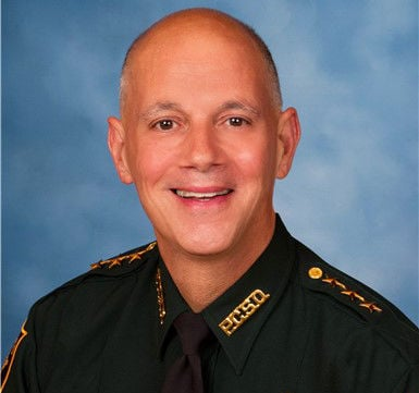 Bob Gualtieri named Sheriff of the Year by NSA