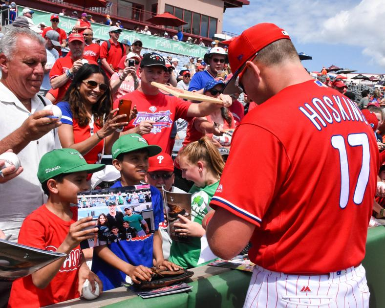 1bcde7eb Phillies close out spring training campaign with win over the Rays |  Clearwater | tbnweekly.com