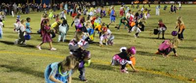 Pandemic forces Pinellas cities to put new spin on Halloween events