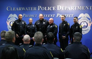 Clearwater Police staff receives awards | Clearwater