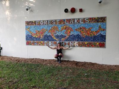 'Community outreach through art': SHAMc's ARTreach works with Pinellas County schools on mural projects