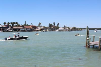 speeding boaters