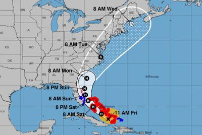 Hurricane Isaias not likely to impact Pinellas at all