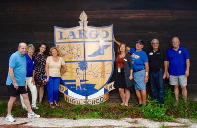 Symbol of Largo High School pride to live on at Heritage Village