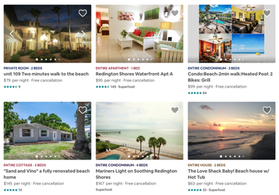 'Leave us the heck alone': Beach towns irked over short-term rentals