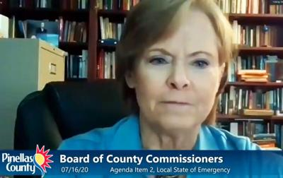 Pinellas County commission has no authority over schools