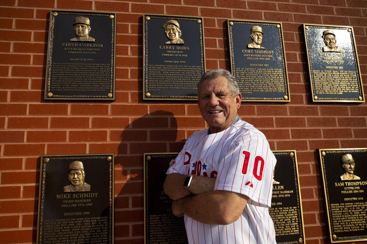 Fiery personality hasn't faded for longtime Phillie Larry Bowa