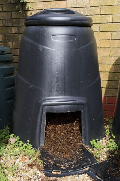 Compost binLargo, Clearwater add residential composting programs