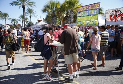 Seafood festival slated