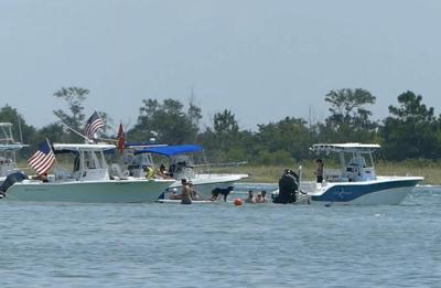 Boating community objects to new vessel exclusion zone at Fort De Soto