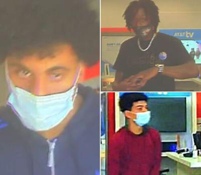 Police seek three in connection with Clearwater phone store robbery