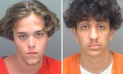 Four arrested after fight breaks out on Clearwater Beach