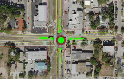 Public workshop set on proposed Palm Harbor roundabout, downtown master plan