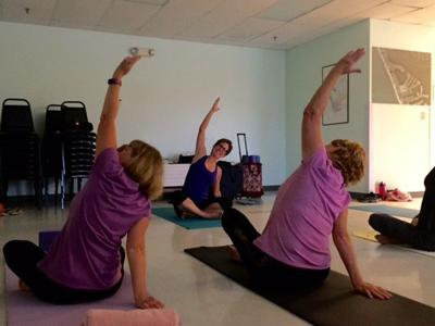 Instructor offers free fitness classes for teachers in Seminole, Treasure Island