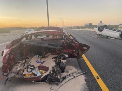 Serious injuries reported in two-vehicle crash in Largo