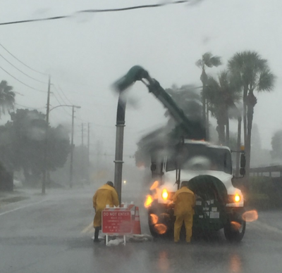 St. Pete Beach tackles flooding with 'water threats protection strategy'