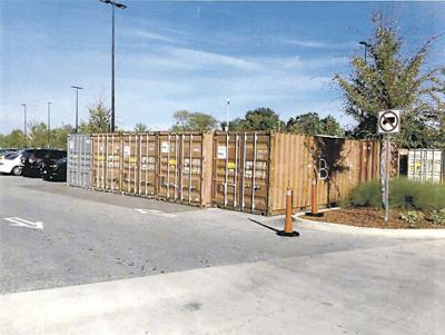 Largo agrees to tweak rules so Walmart can use outdoor storage containers
