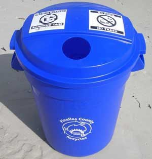 Recycling coming to the Gulf beaches