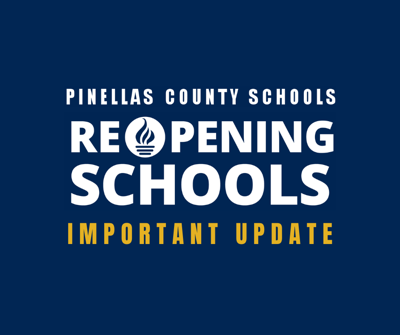 Superintendent to recommend delaying reopening Pinellas schools