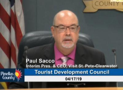 New interim CEO takes over at Visit St. Pete-Clearwater