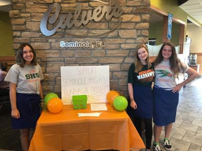 The Warhawk Project, a new SHS club, helps seniors afford yearbooks, special events