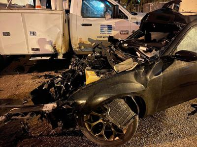 High speed and a wet roadway contribute to fatality crash on I-275
