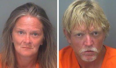 Two jailed after burglary at Pinellas County Justice Center