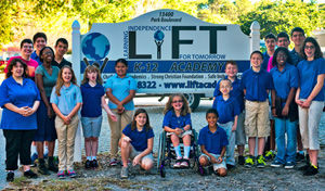 Lift Academy raises the bar for students with neurodiversities