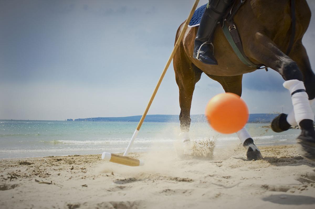 Beach polo