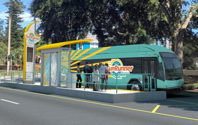 PSTA reveals name and logo for Tampa Bay's first BRT project
