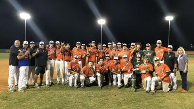 Seminole advance to regional baseball championship