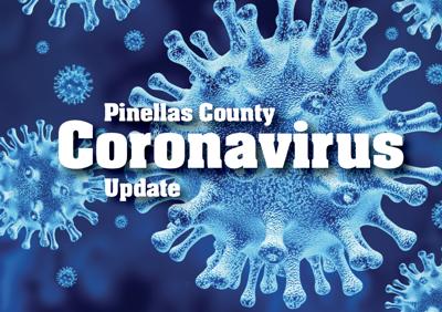 Pinellas County's coronavirus cases up three more Monday night