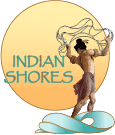 indian shores logo