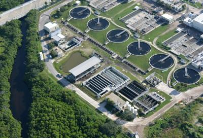 Largo sues engineering firm over defective design at wastewater plant