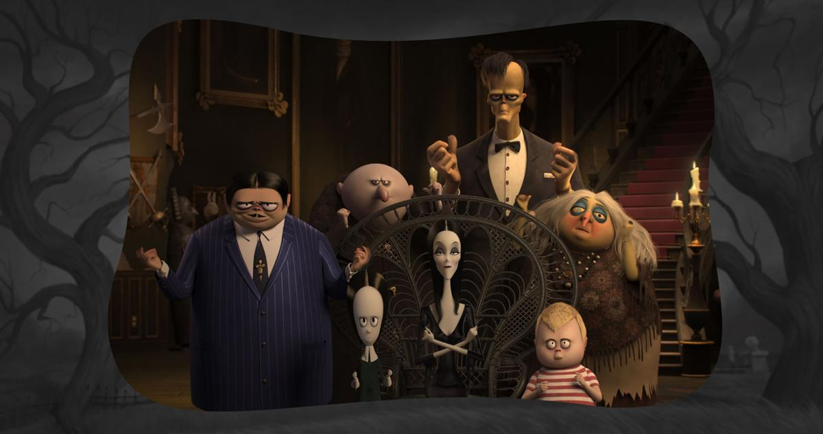 Movie Review The Addams Family Diversions Tbnweekly Com