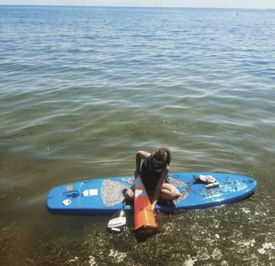 'Mermaid Warriors' plan grassroots beach cleanup