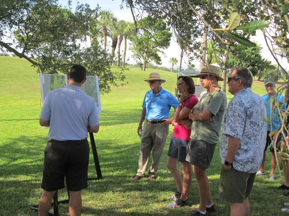 Residents split over leasing land to Belleair Country Club