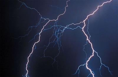 Two injured in lightning strike on Clearwater Beach