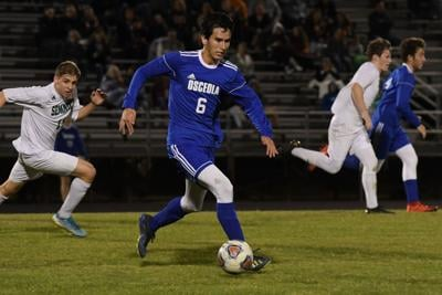 Osceola defeats Seminole in PCAC soccer championship for second year in a row