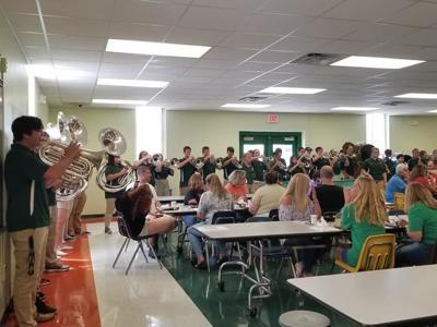 Kiwanis Club of Seminole luncheon 1