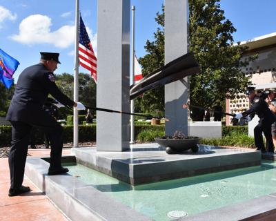 Sept. 11 memorial ceremony in Palm Harbor stirs painful memories