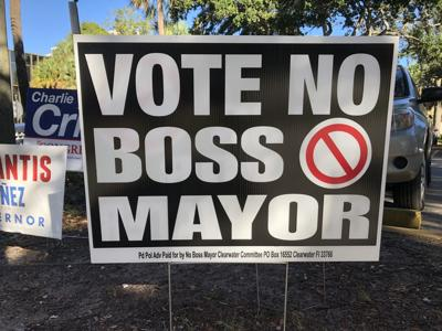 Strong mayor vote