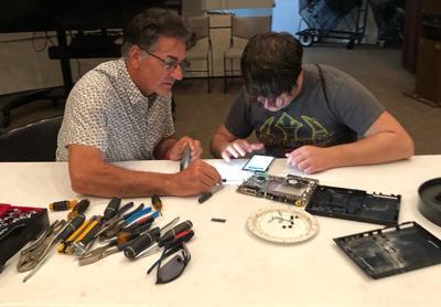 Restore old, broken items at Aug. 17 Repair Café in Seminole