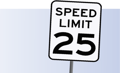 Largo leaders give green light to reducing residential speed limit to 25 mph