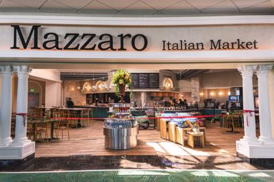 Mazzaro's Italian Market opens at St. Pete-Clearwater International Airport
