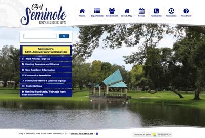 Seminole settles ADA case about website